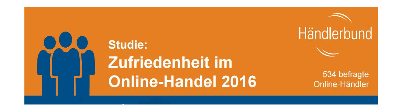 Studie Händlerbund 2016
