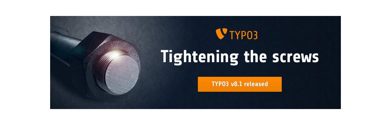 Typo3 8.1